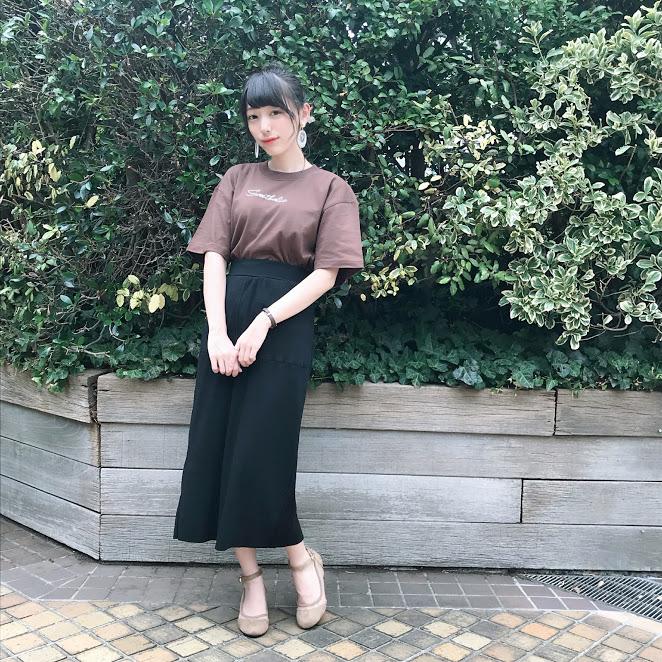 スカート7